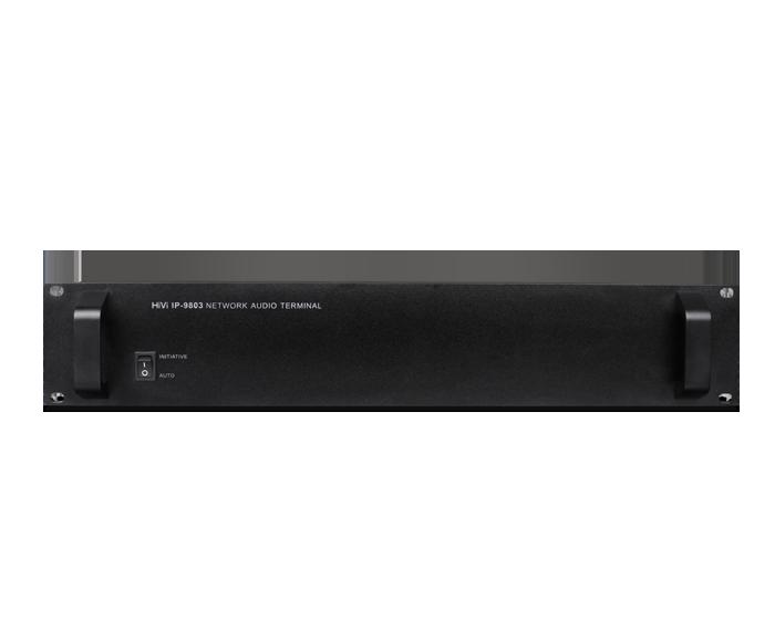 IP-9803网络广播终端